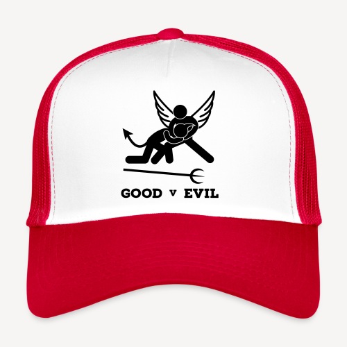 GOOD V EVIL - Trucker Cap