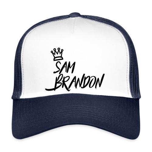 SamBrandonMerch: Originals - Trucker Cap