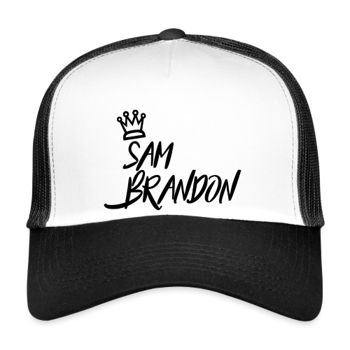 SamBrandonMerch: Originals - Trucker Cap