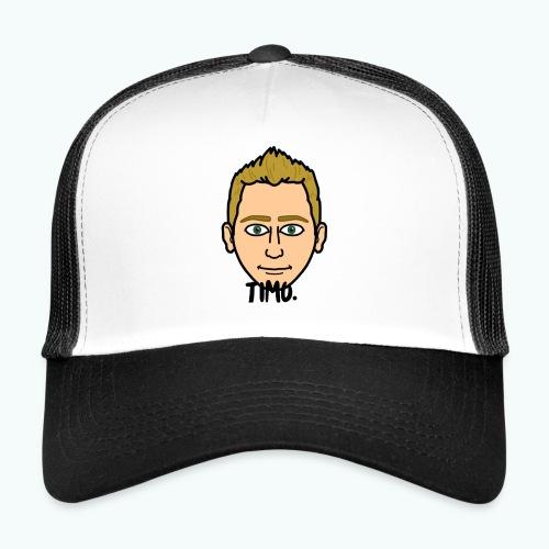 Logo TIMO. - Trucker Cap