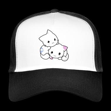 dwa kociaki - Trucker Cap