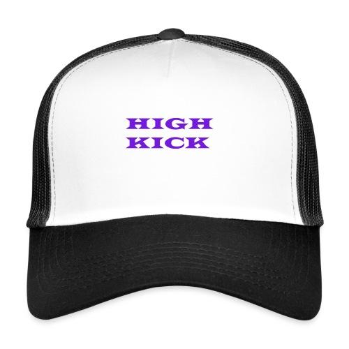 HIGH KICK HOODIE [LIMITED EDITION] - Trucker Cap