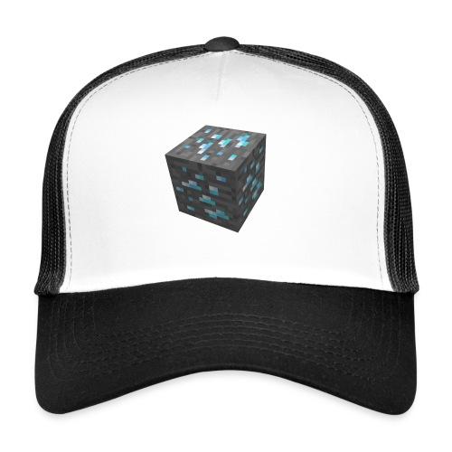BLOCK DE DIAMANT MINECRAFT - Trucker Cap