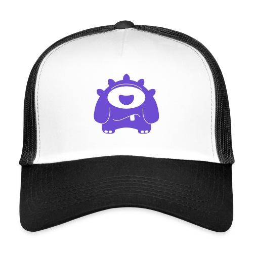 Main character design from the smashET game - Trucker Cap