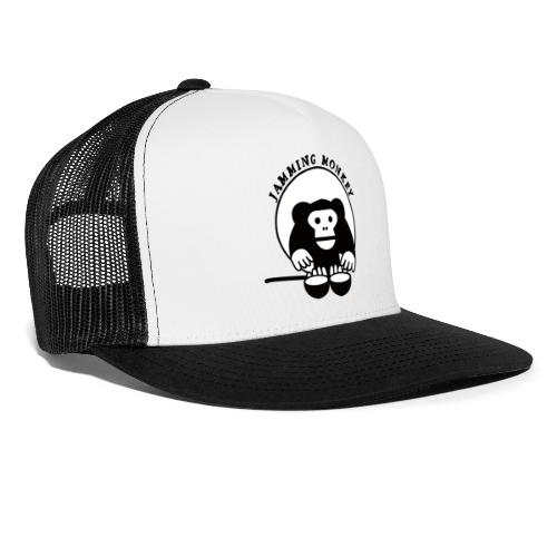 Jamming Monkey - Trucker Cap