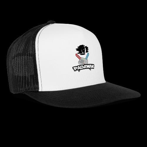 Padawan Noir - Trucker Cap