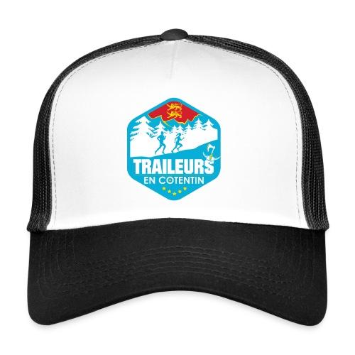 Logo traileurs en cotentin - Trucker Cap