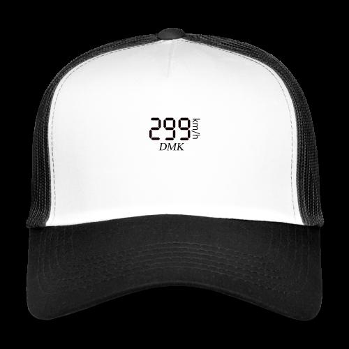 299KM/H DMK Black - Trucker Cap