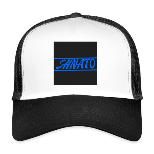 My logo - Trucker Cap