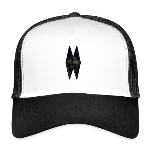 MELWILL black - Trucker Cap