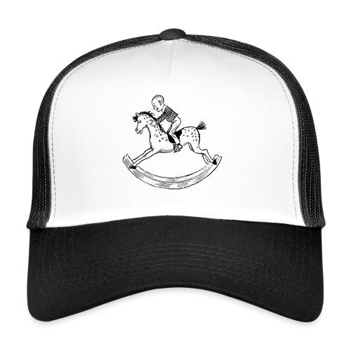 konik na biegunach - Trucker Cap