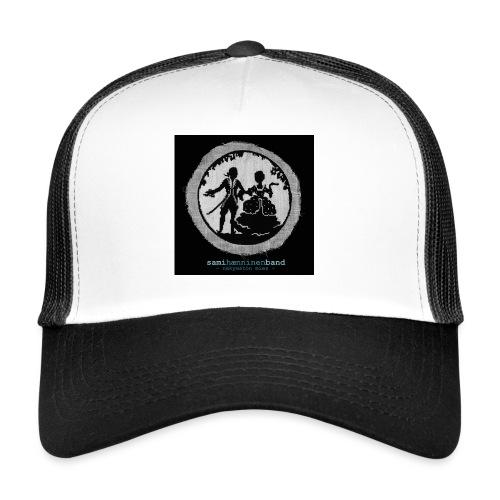 SHB - Näkymätön mies - Trucker Cap