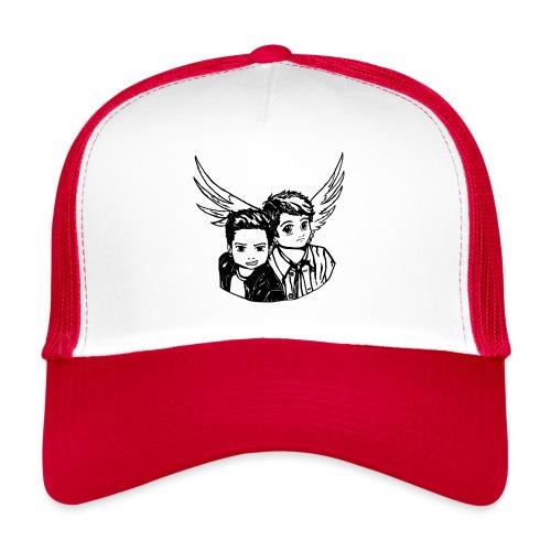 Destiel (Silhuet) - Trucker Cap