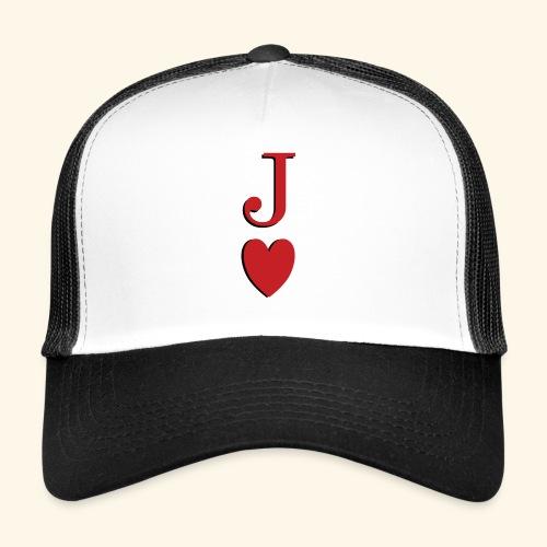 Valet de trèfle - Jack of Heart - Reveal - Trucker Cap