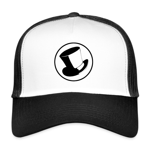 GLASS HAT - Gorra de camionero