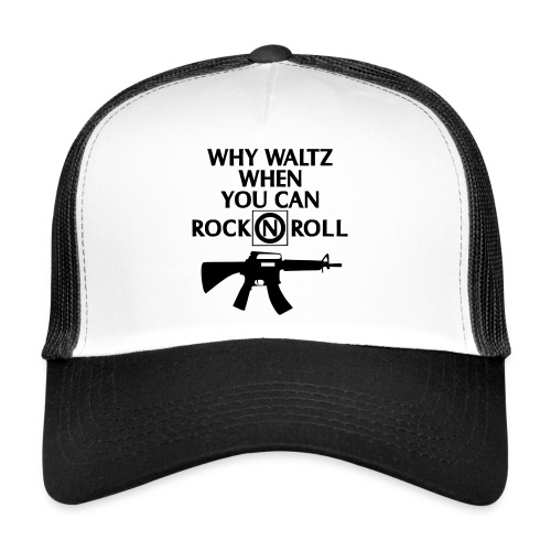 lost boys why waltz - Trucker Cap