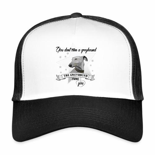 The Greyhound - Trucker Cap