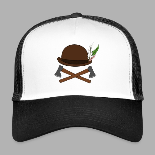 The Captain's axe - Trucker Cap