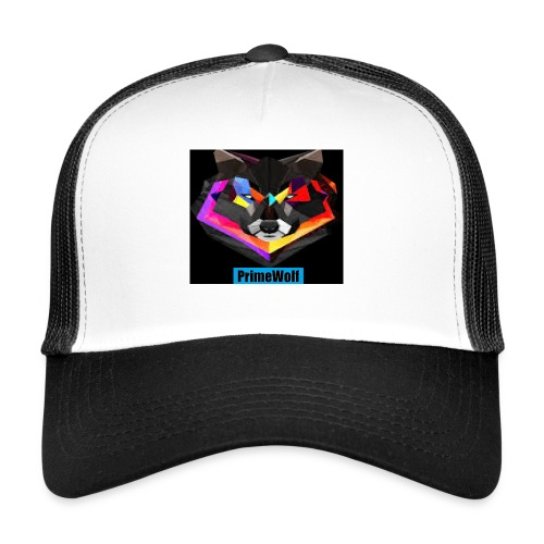 PrimeWolf Design - Trucker Cap
