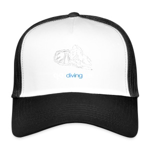 Go Diving - Trucker Cap