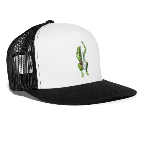 Jump into Adventure - Trucker Cap