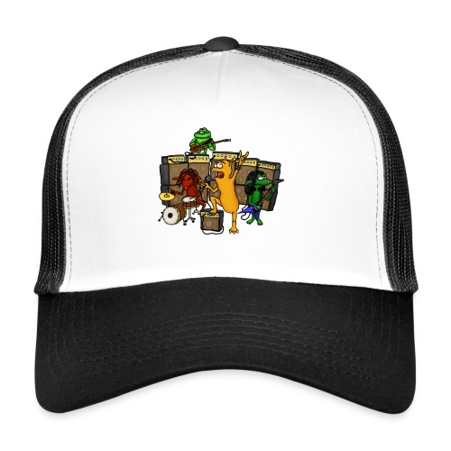 Kobold Metal Band - Trucker Cap