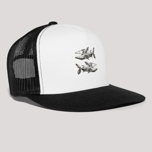 FishEtching - Trucker Cap