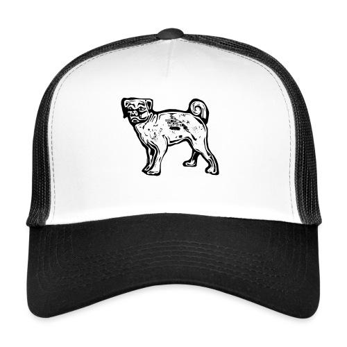 Pug Dog - Trucker Cap