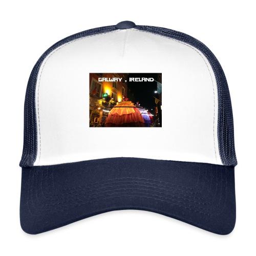 GALWAY IRELAND MACNAS - Trucker Cap