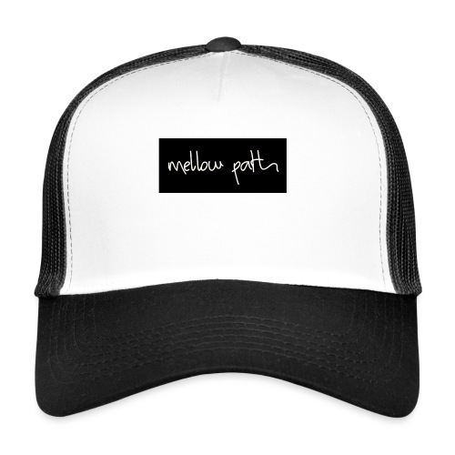 MELLOW PATH LOGO - Trucker Cap