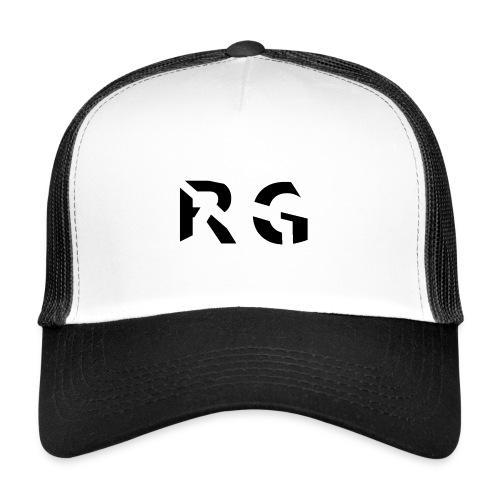 RG Zwart logo - Trucker Cap