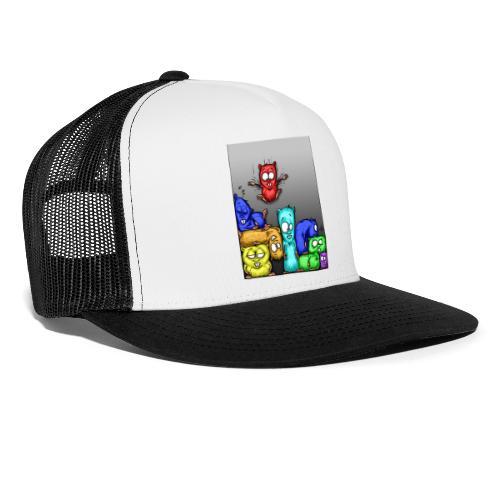 hamstris_farbe - Trucker Cap