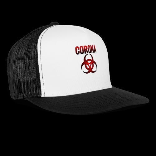 Corona Virus CORONA Pandemie - Trucker Cap