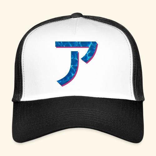 ア logo - Trucker Cap