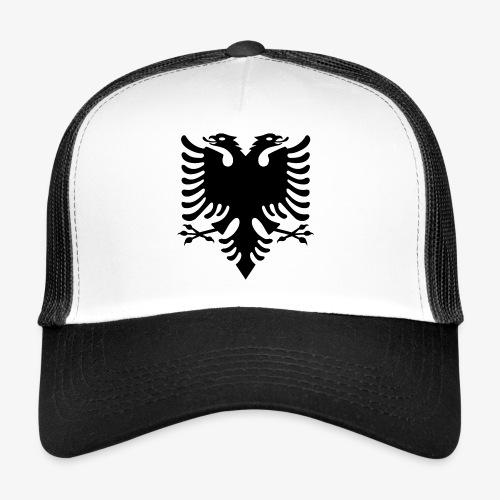 Shqiponja - das Wappen Albaniens - Trucker Cap