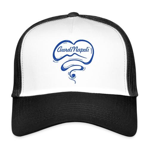 New Logo CuordiNapoli Blu - Trucker Cap