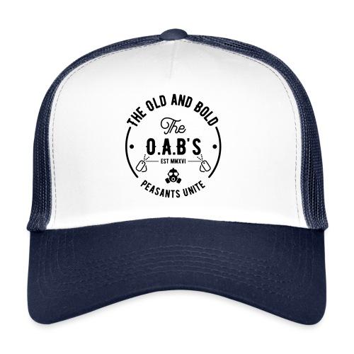 OAB unite black - Trucker Cap
