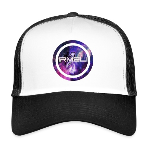 GALAXY LOGO - Trucker Cap