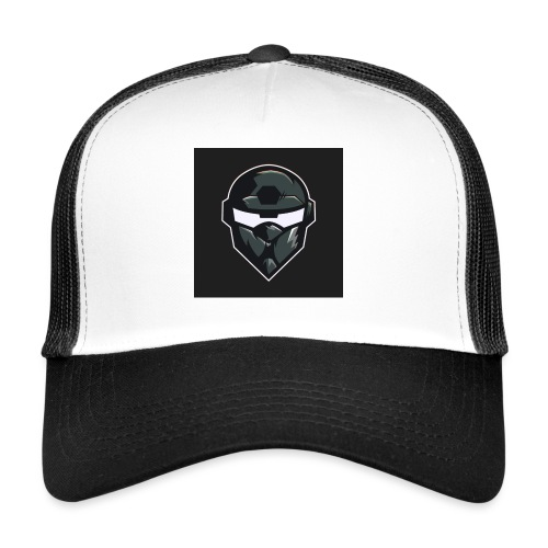 LogoMain2 - Trucker Cap
