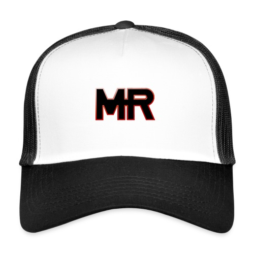 MR logo - Trucker Cap