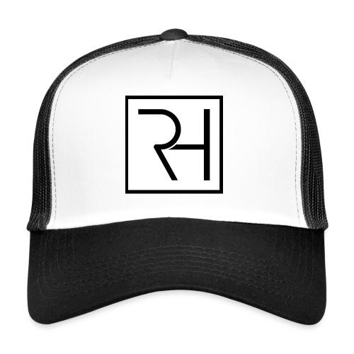 Redhead-Standard [QUADRAT] - Trucker Cap