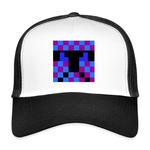 Ninjacob minecraft - Trucker Cap