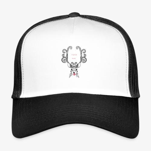 cerf Joyeux Noel - Trucker Cap