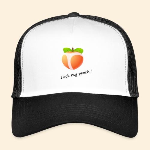 Look my peach - Trucker Cap