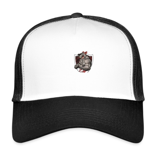 mouse logo - Trucker Cap