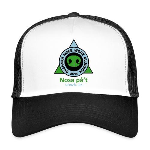 SNWKlogotext - Trucker Cap