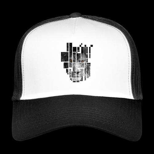 Pixel Lion Tattoo Inspire - Trucker Cap