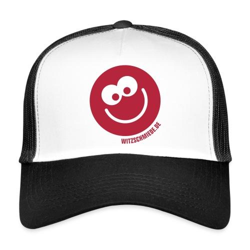 17 1 Witzschmiede Smiley - Trucker Cap