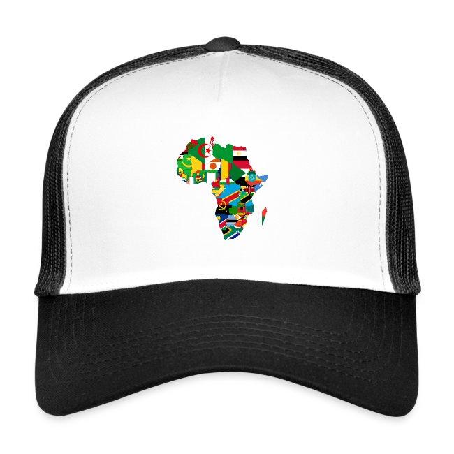 Proud Africa Kontinent