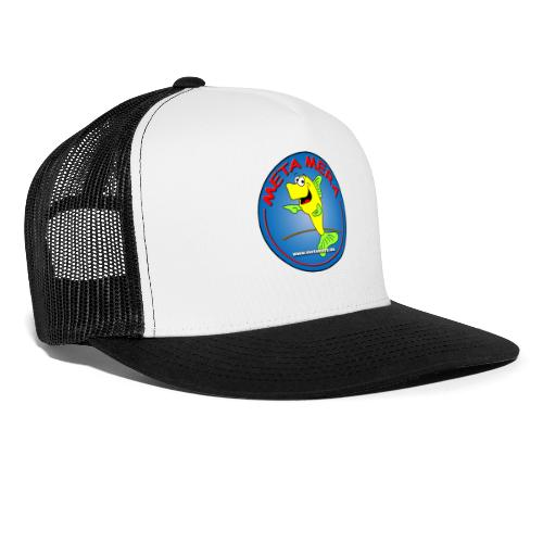 metamera_fish - Trucker Cap